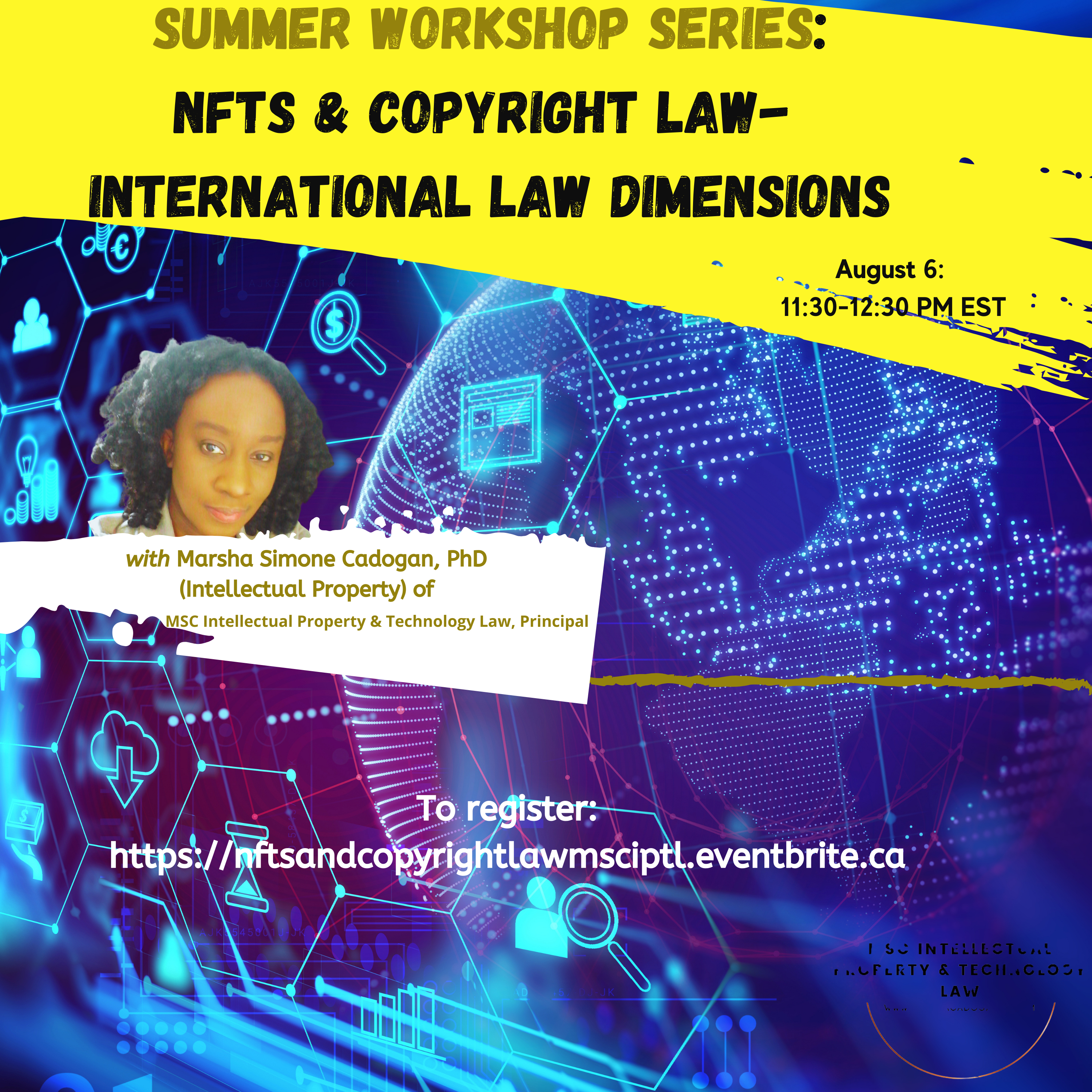 NFTs and Copyright Law: International Law Dimensions